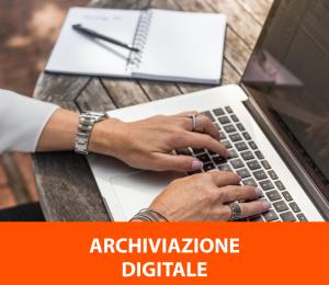 Archiviazione digitale
